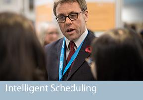 Intelligent Scheduling Icon