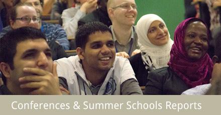Conferences & Summer Schools Reports