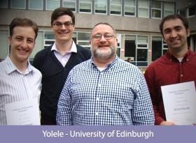 Yolele header page