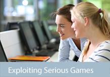 Exploiting Serious Games